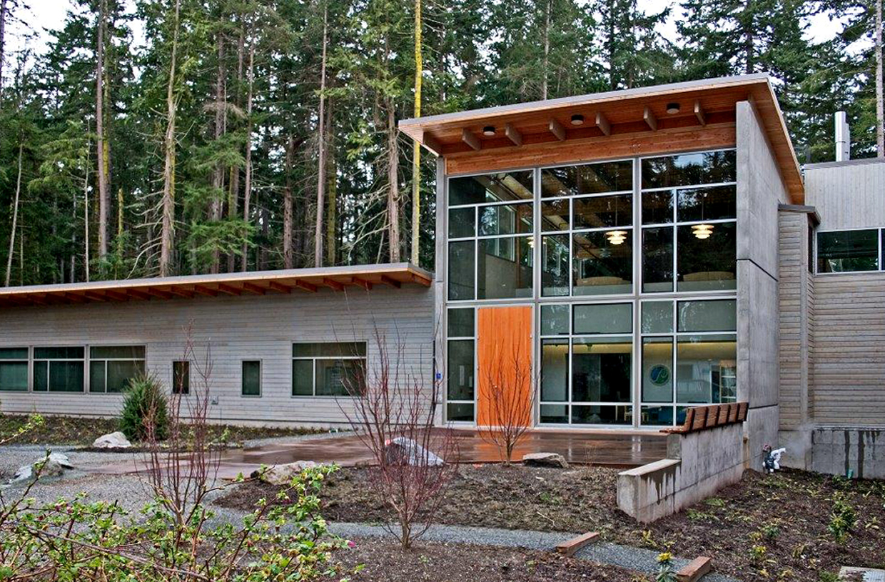 WWU Marine Sciences Library and Lab 01