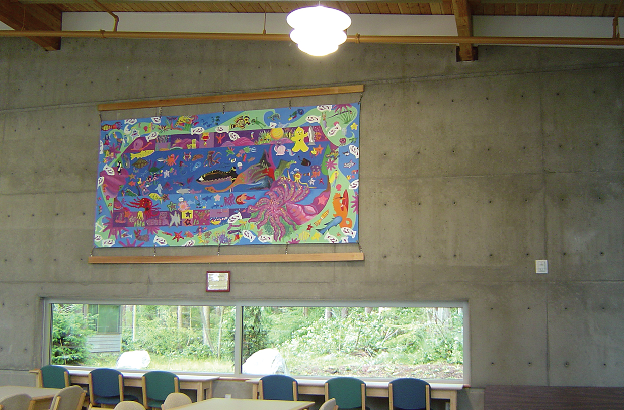 WWU Marine Sciences Library and Lab 03