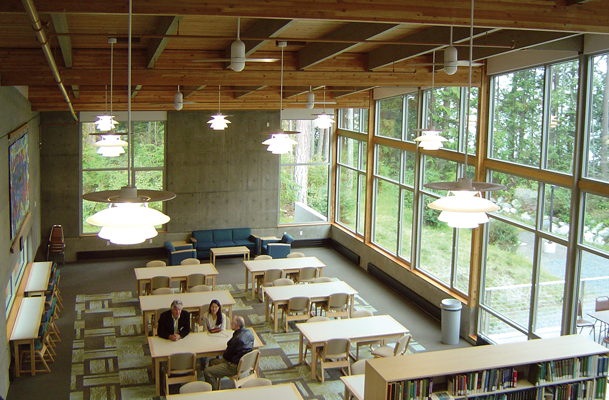 WWU Marine Sciences Library and Lab 07